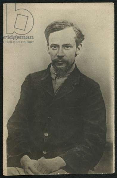 Portrait of Fyodor Mikhaylovich Dostoievsky (photolitho)