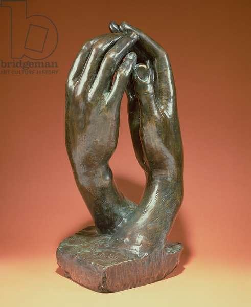 The Secret, c.1910 (bronze) (see also 167161)