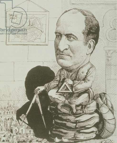 Haussmann (engraving)