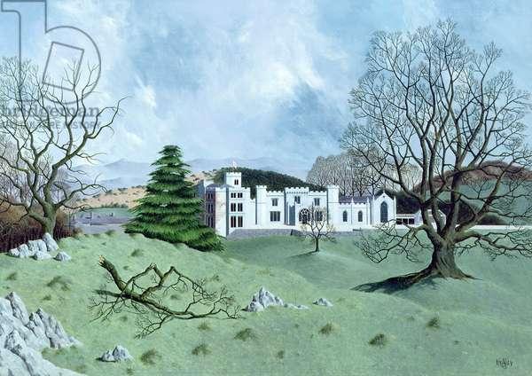 Leighton Hall, Lancashire, 1963