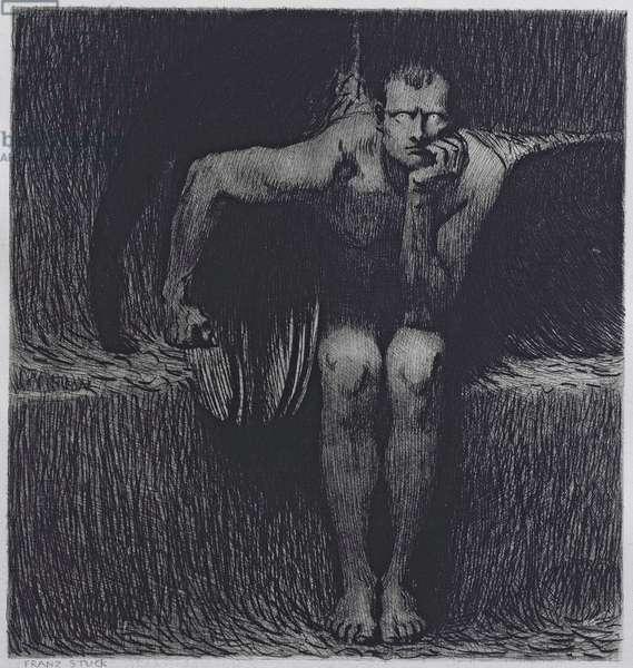 Lucifer (etching)