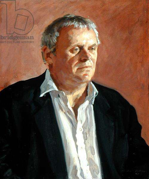 Sir Anthony Hopkins, 1994 (oil on canvas)