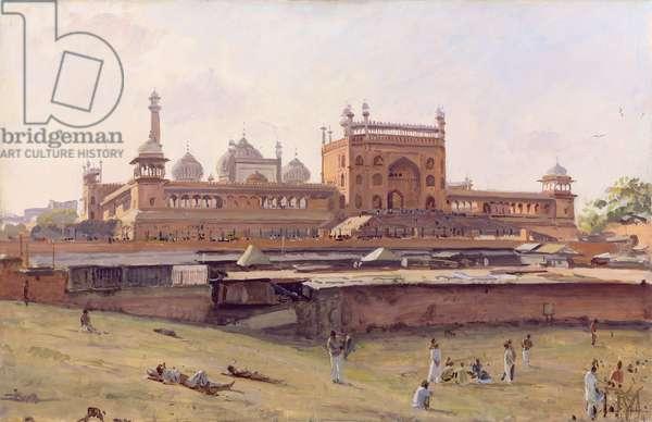 Jama Masjid, Delhi (2005)