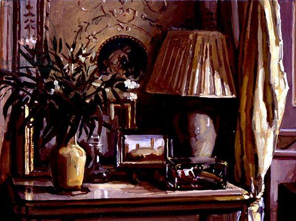 Still life, 1998 (oil on canvas)