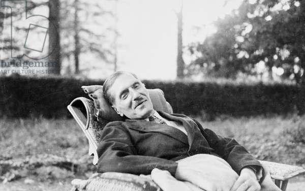 Jacques de Gaulle, 1946 (b/w photo)