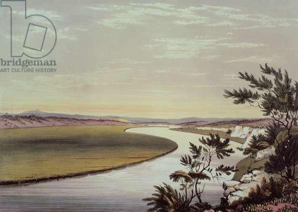 The River Murray, Near Lake Alexandrina, Australia