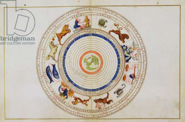 T683 Signs of the Zodiac, from the