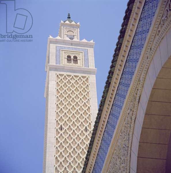 The Mosque, Hammamet (photo)