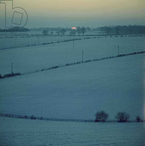 Countryside near Thaxted (photo)