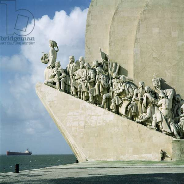 Monument to the Discoveries, 1960, Lisbon, Portugal (photo)