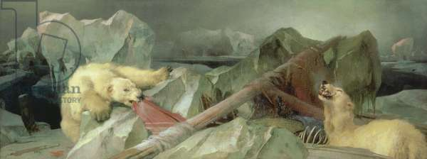 Man proposes, God disposes, 1864