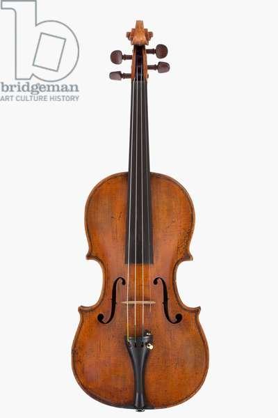 Violin, Cremona, 1808