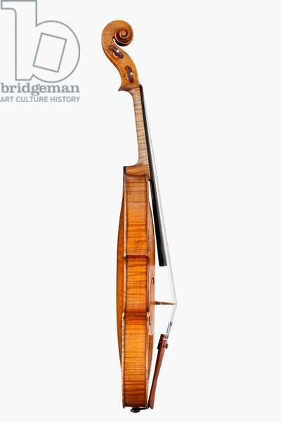 Violin (side), Naples, 1755