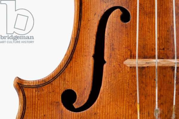 Violin (f-hole), Cremona, 1629