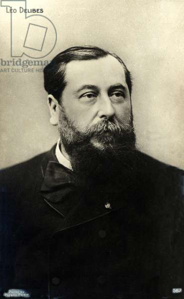 Leo Delibes French Composer