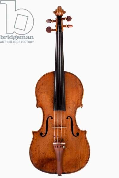 Violin, Naples, 1755
