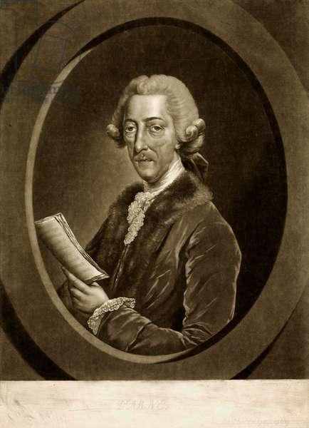 Thomas Augustine Arne -