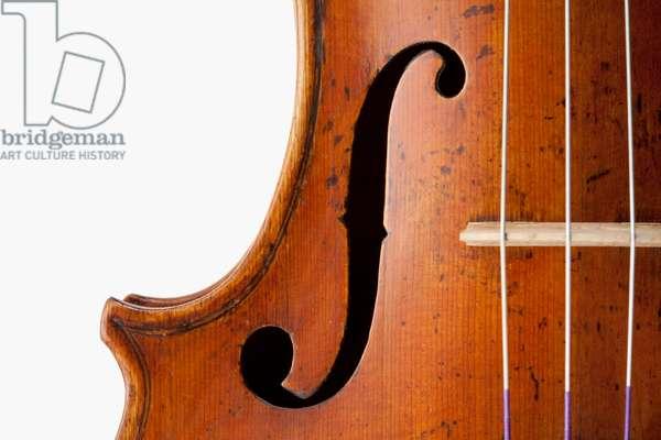 Violin (f-hole), Milan, c.1755