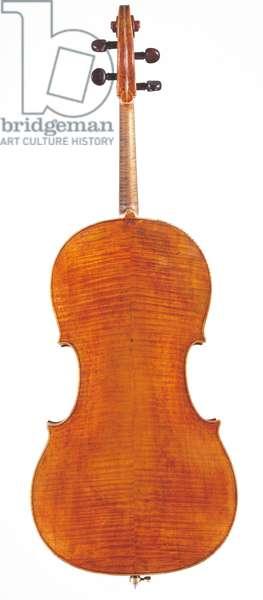 Cello 'Markevitch' by Stradivari