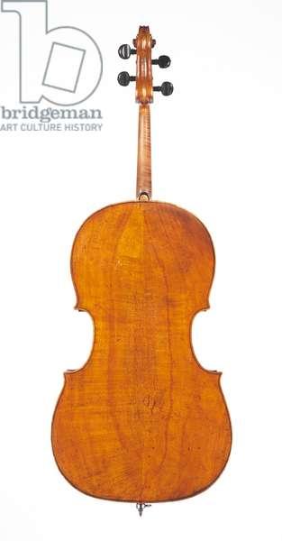 Cello by Celoniato Turin