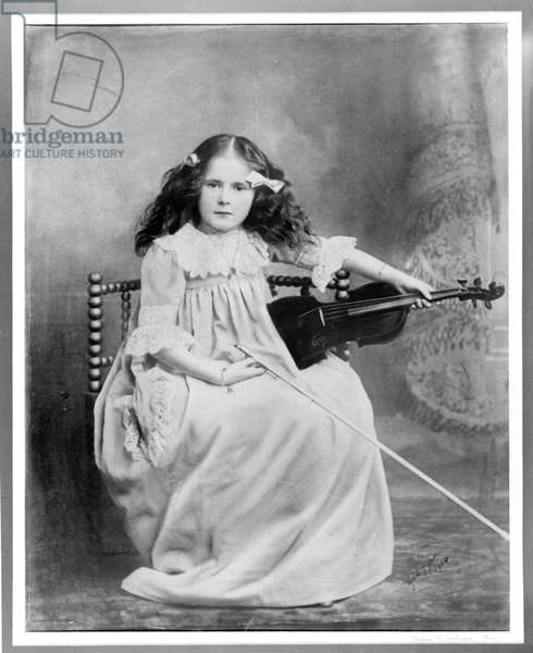 Florence Lockwood as a