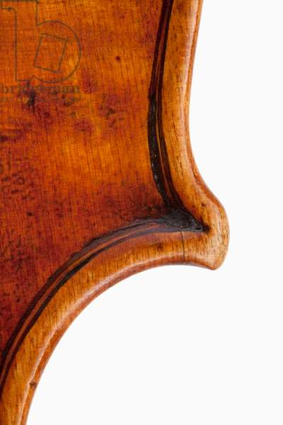 Violin (corner), Treviso, c.1762