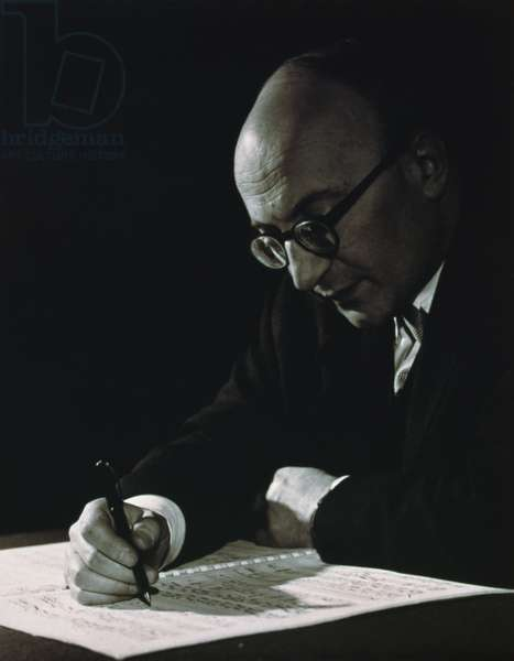 Franz Reizenstein - portrait