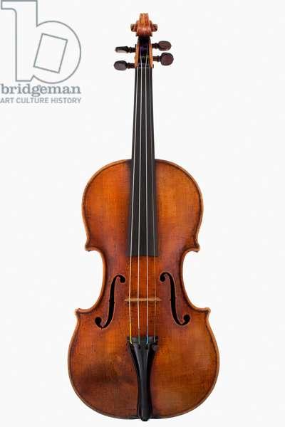 Violin, Cremona, 'Habeneck', c.1734