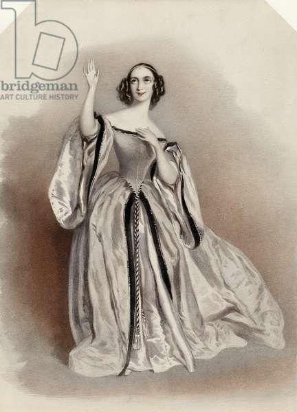 Fanny Persiani in title-role