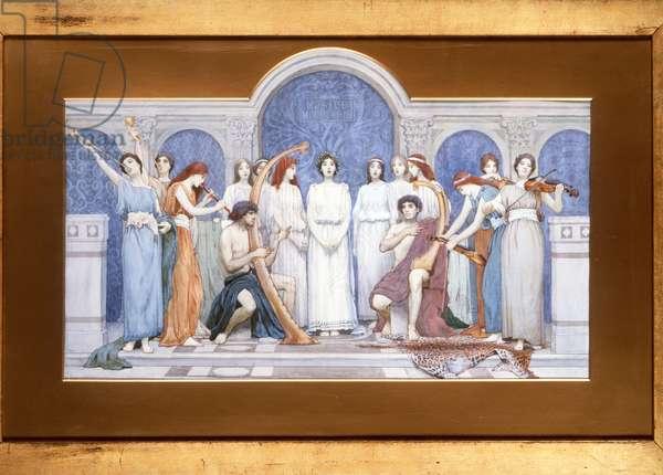 Musice Modulatus - Pre-Raphaelite