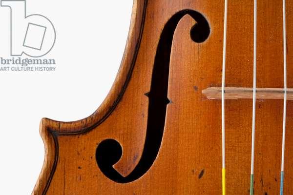 Violin (f-hole), Cremona, 1846