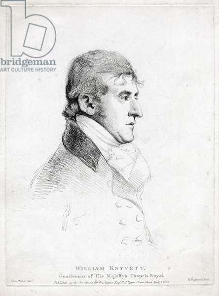 William Knyvett