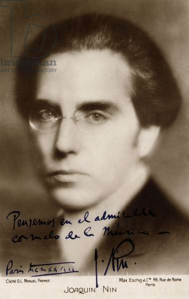 NIN Joaquin signed photograph