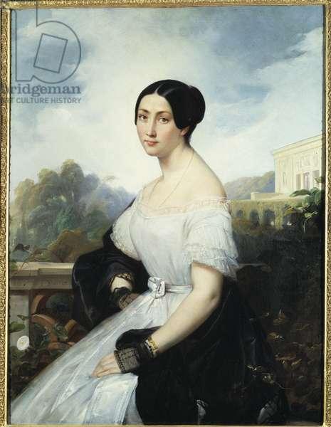 Giulia Grisi, 1840 (oil on canvas)