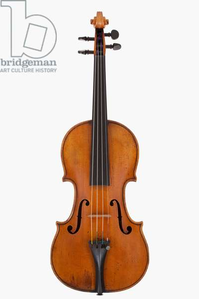 Violin, Cremona, 1846