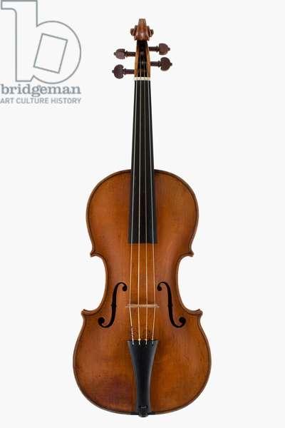 Violin, Rome, 1727