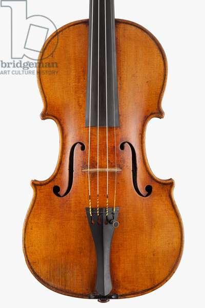 Violin (body), Cremona, 'Maurin', 1718