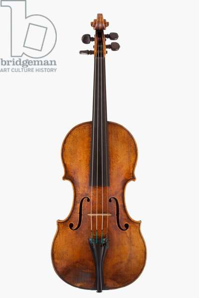 Violin, Cremona, 1671 (by the hand of Girolamo II Amati)