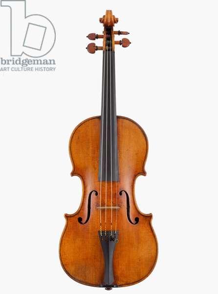 Violin, Cremona, 'Maurin', 1718