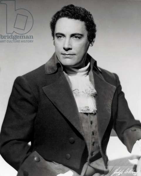 Mario del Monaco portrait