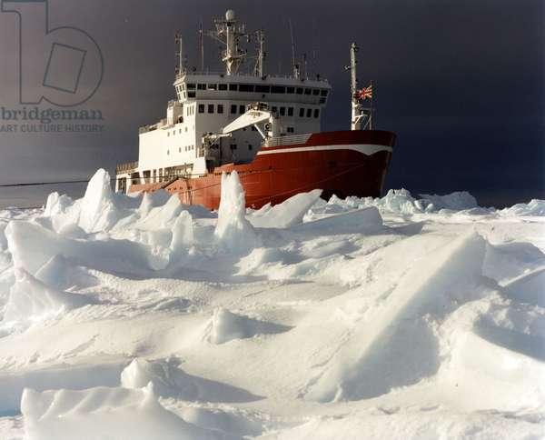 HMS Endurance (photo)