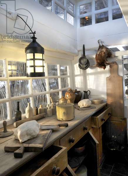 HMS Victory's Galley, 2013 (photo)