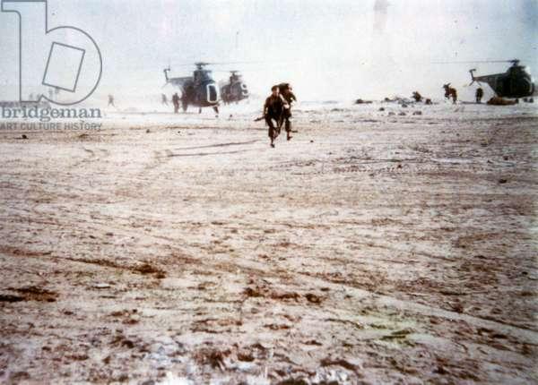 Whirlwind 294, Suez (photo)