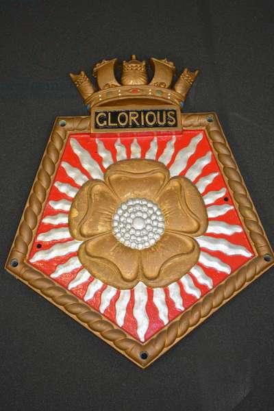 Glorious badge (photo)