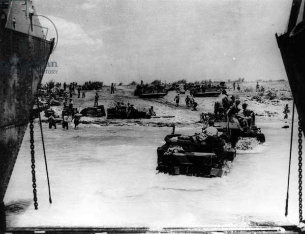 Sicily 1943 (b/w photo)