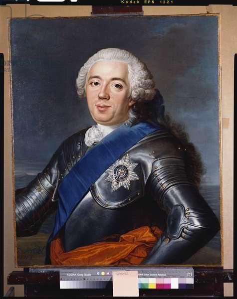 William IV, Prince of Orange-Nassau, 1753 (oil on canvas)