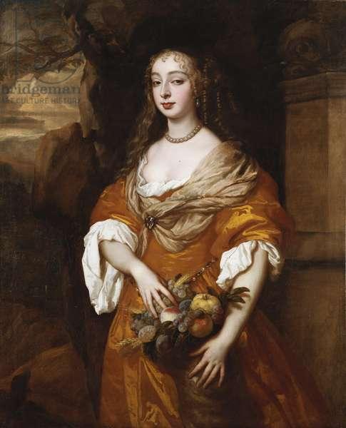 Jane Needham, Mrs Middleton, c.1663-65 (oil on canvas)