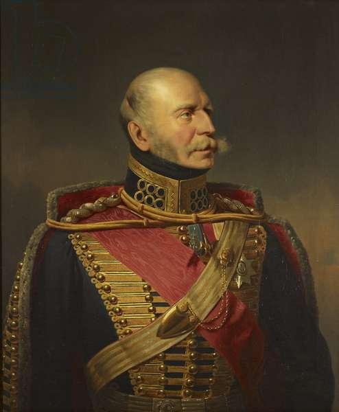 Ernest Augustus, Duke of Cumberland, c.1820-50 (oil on canvas)