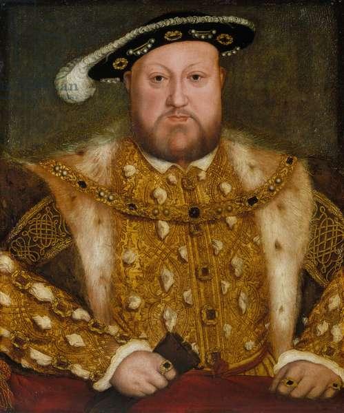 Henry VIII, c.1560-80 (oil on panel)