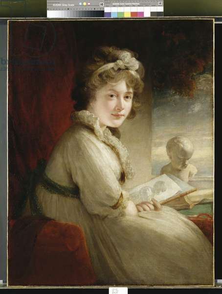 Princess Mary, c.1795-97 (oil on canvas)